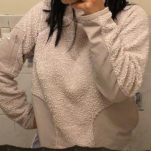cozy Nike sweater